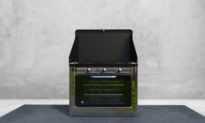 Camping Oven CS-02