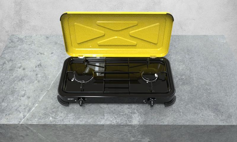Outdoor Gas Stove BG02