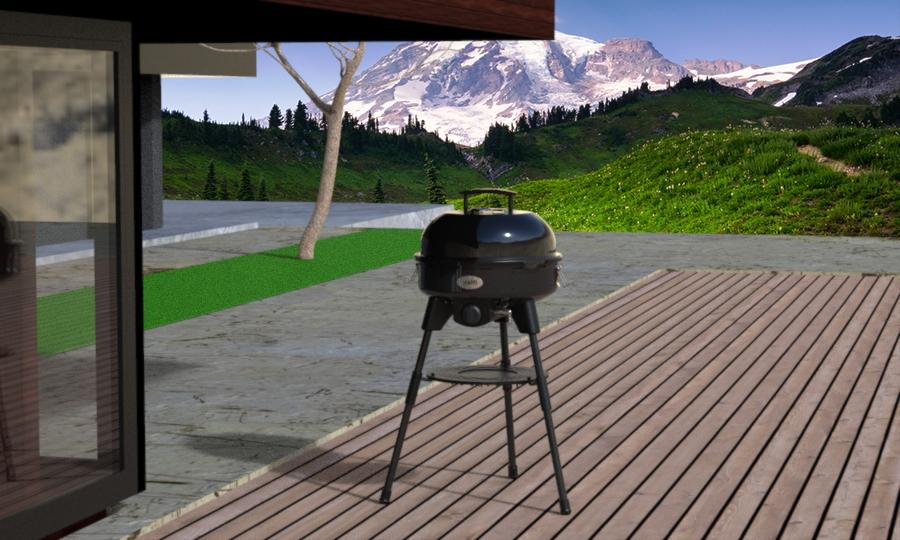 Barbecue Grill CMG01L