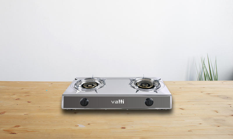 Cooktop 2-05SRB