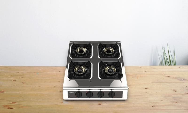 Cooktop 4-01SRB