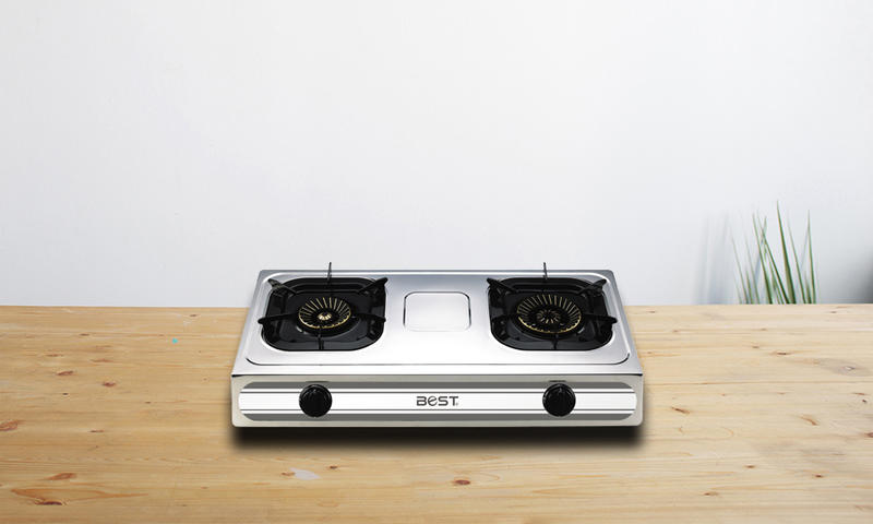 Cooktop 2-03SRB