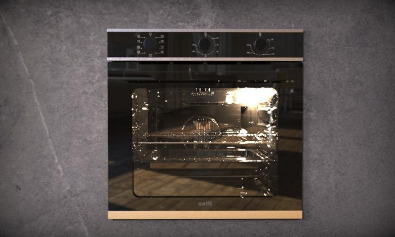 Electric Oven E750109-H1H3K