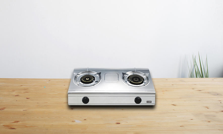 Cooktop 2-04SRB