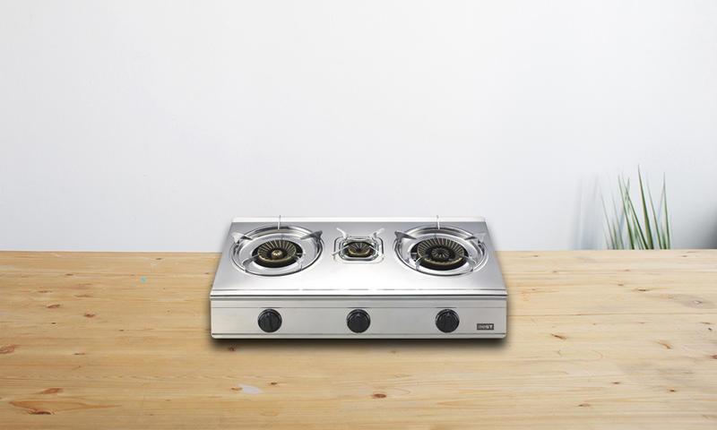 Cooktop 3B-04SRB