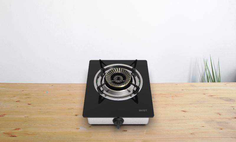 Glasstop Gas Stove G101RB