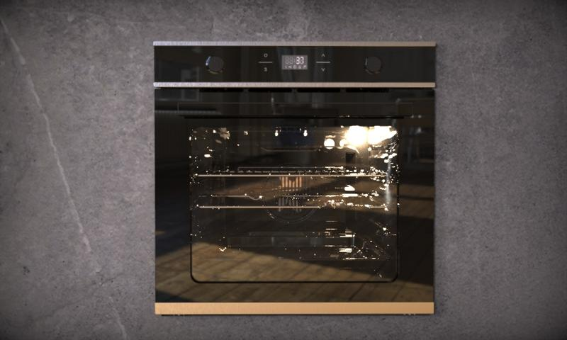 Electric Oven E750109-H1H3PF