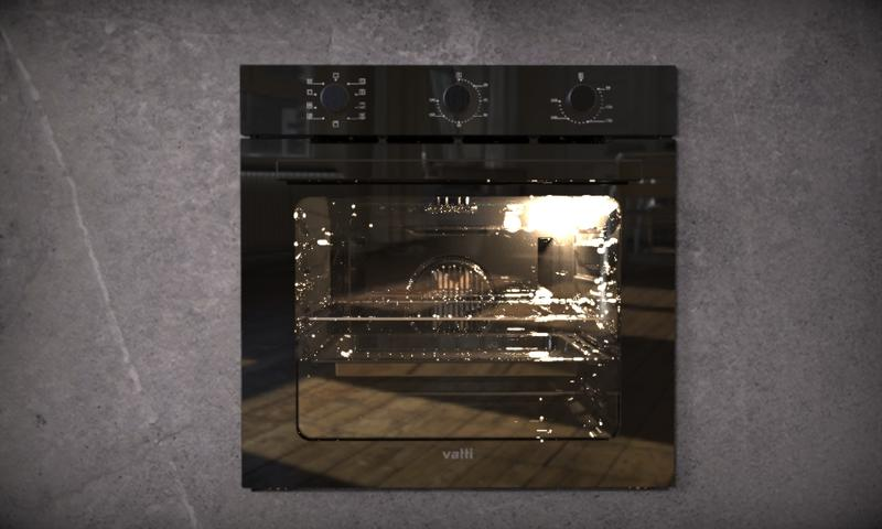 Electric Oven E750109-G1G1K