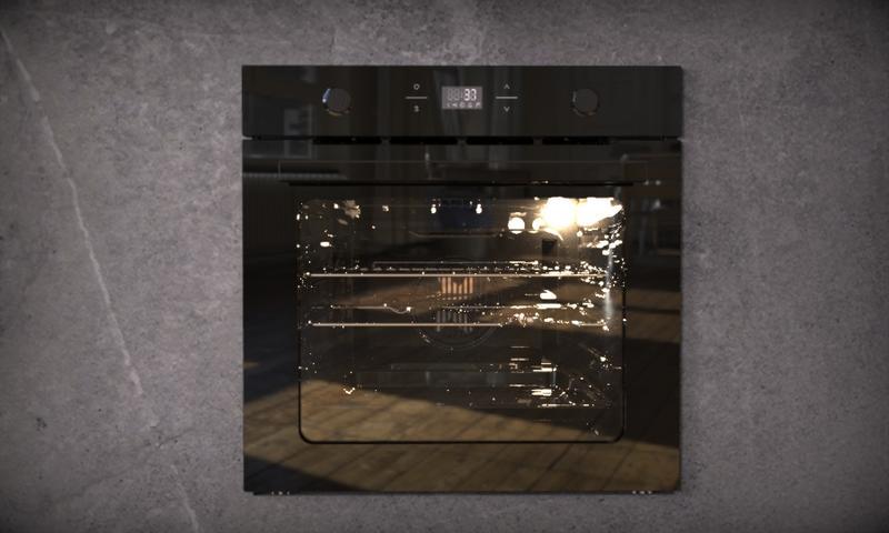 Electric Oven E750109-G1G1PF