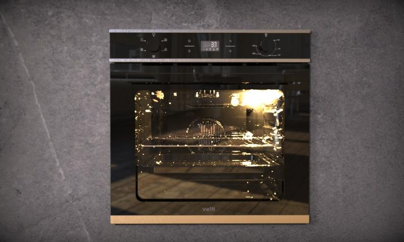 Electric Oven E750105-H1H3KF