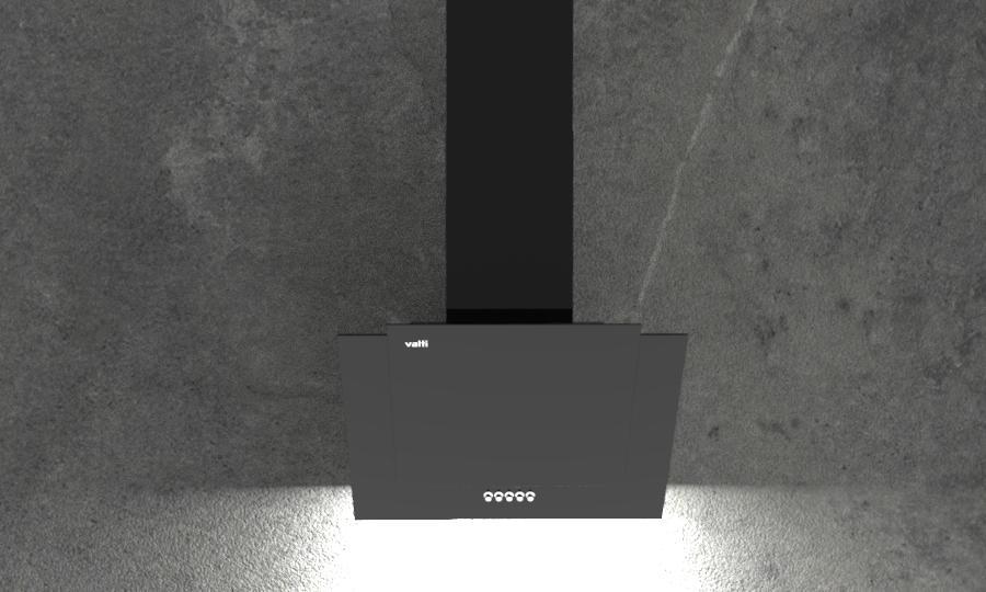 Cubierta de montaje en pared serie WV10
