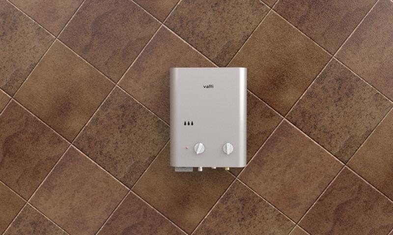 Natural Type Gas Water Heater N Series