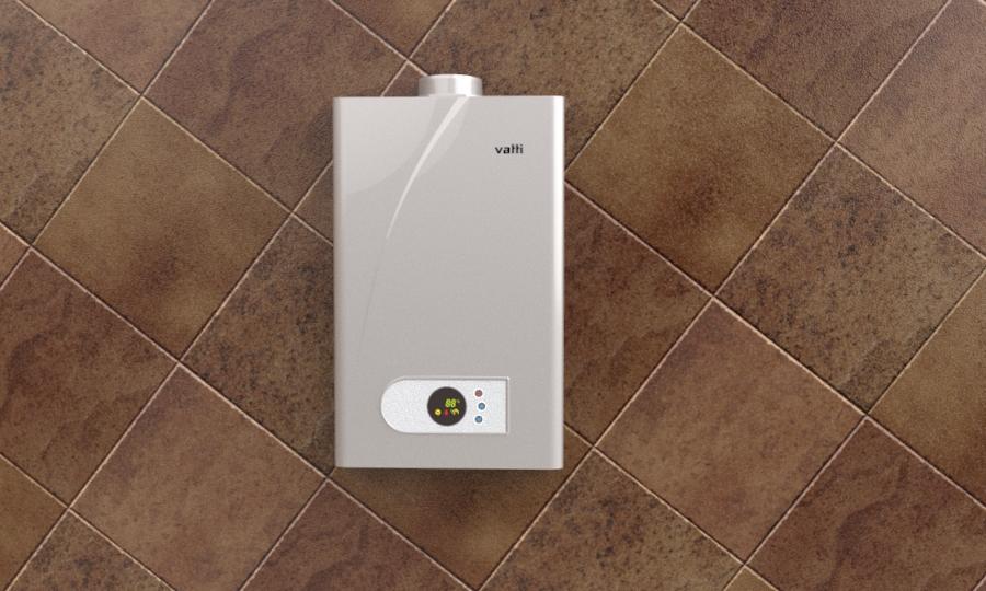 Calentador de agua a Gas tipo Balance serie HA