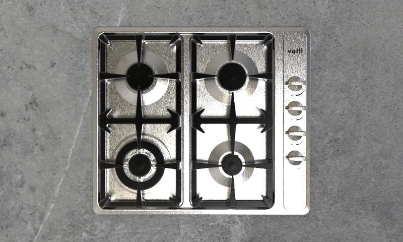 placa de gas G4501SCP