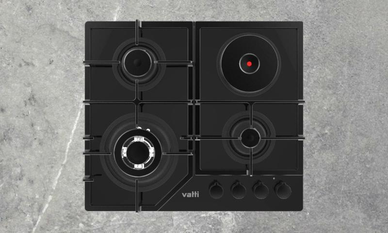 Gas-electric Hob GEU01460G