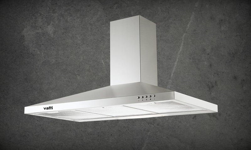 Wall Mounted Range Hood WA04 90 SERIES