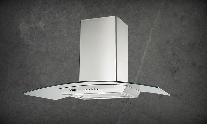 Wall Mounted Range Hood WG01 90 SERIES