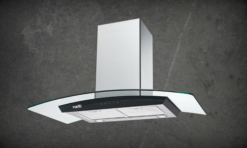Wall Mounted Range Hood WG02 75
