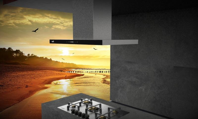 Island Range Hood IT02 90 SERIES