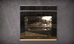 Electric & Gas Oven  EG750104-H1H3K