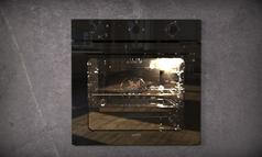 Electric & Gas Oven EG750104-G1G1K