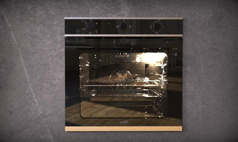 Built In Gas Oven G750104-H1H3K