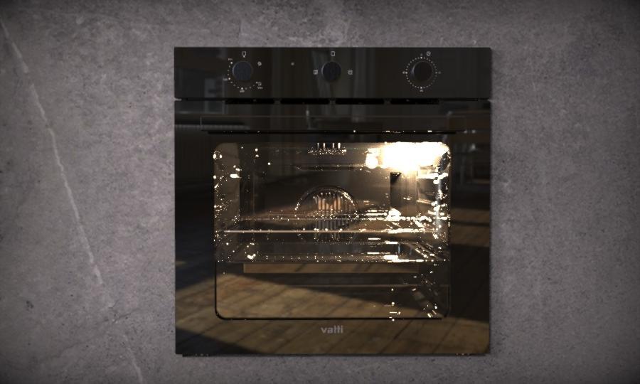 Construido en horno de Gas G750104-G1G1K