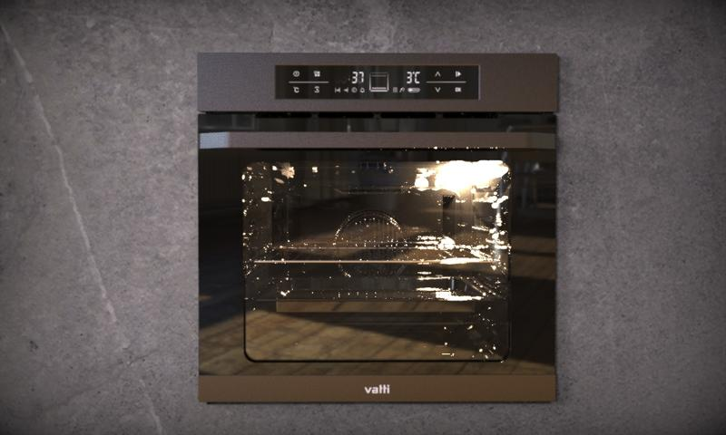 Built-in Electric Oven E750112-O1H3F