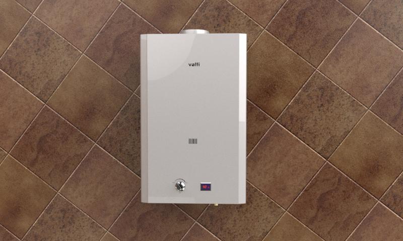 Duct Type Gas Water Heater 20 EL Series