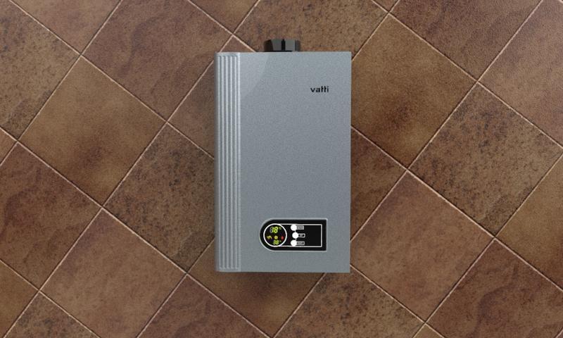 Calentador de agua a Gas tipo Balance G24 S6