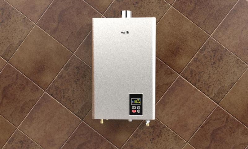 Forced Type Gas Water Heater Q40 S2