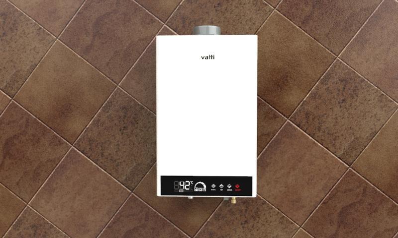 Balance Type Gas Water Heater G24 A2W