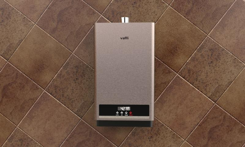 Forced Type Gas Water Heater Q24 A1C